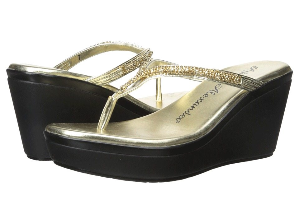 Athena Alexander Astraa Gold Womens Shoes