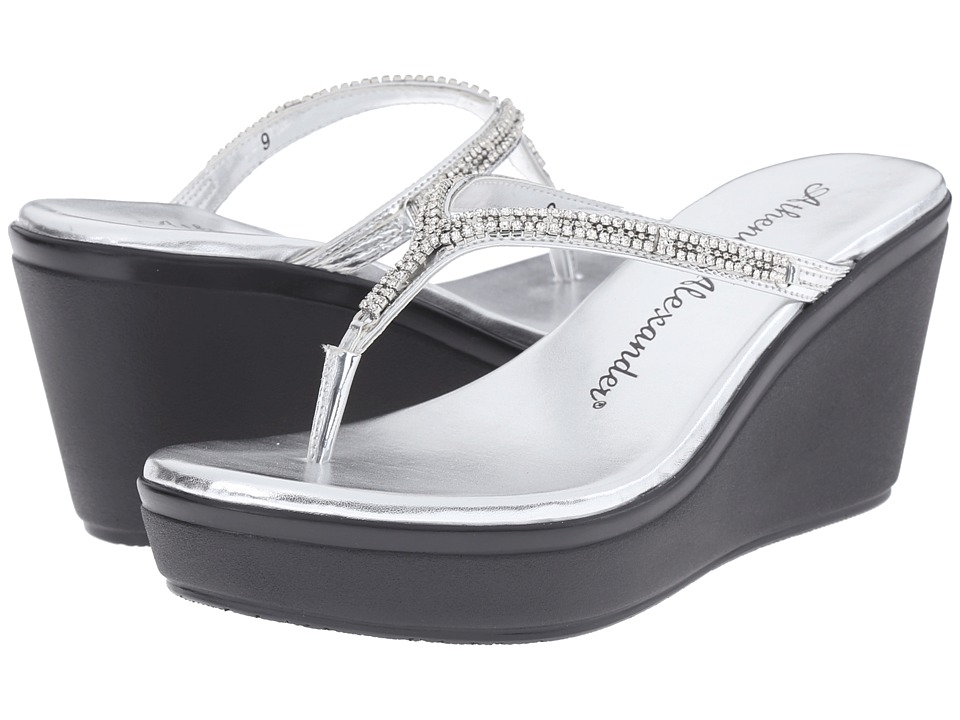 Athena Alexander Astraa Silver Womens Shoes