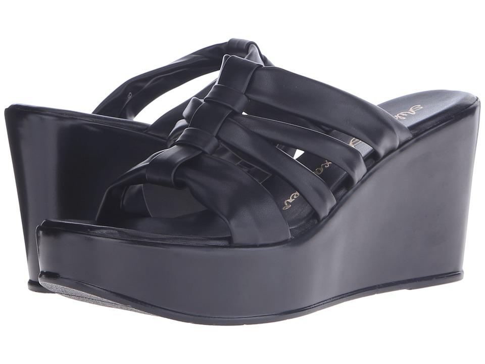 Athena Alexander Samba Black Womens Shoes