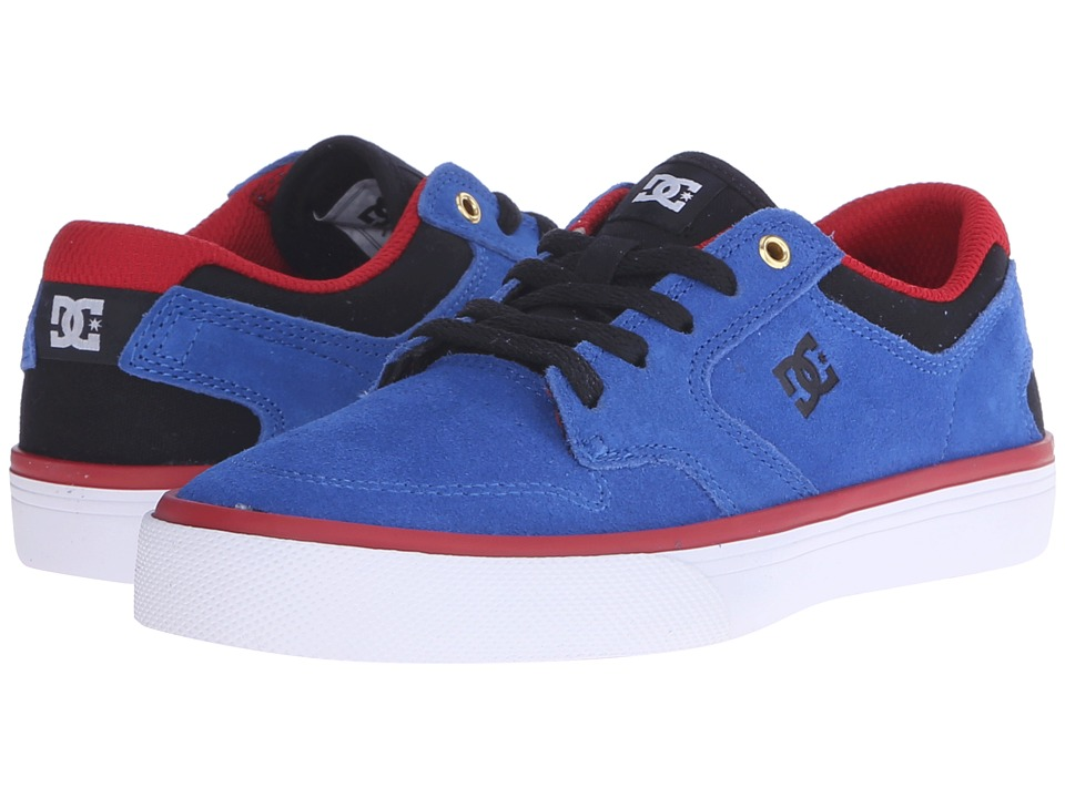 DC Kids Argosy Vulc Big Kid Royal/Black/Red Boys Shoes
