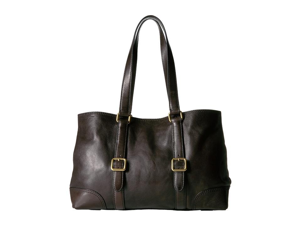 Frye - Claude Tote (Charcoal) Tote Handbags