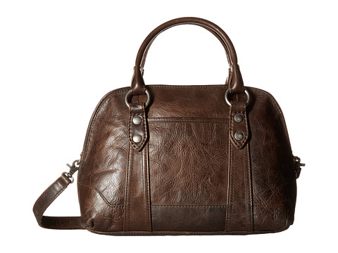 Frye Melissa Domed Satchel - Slate