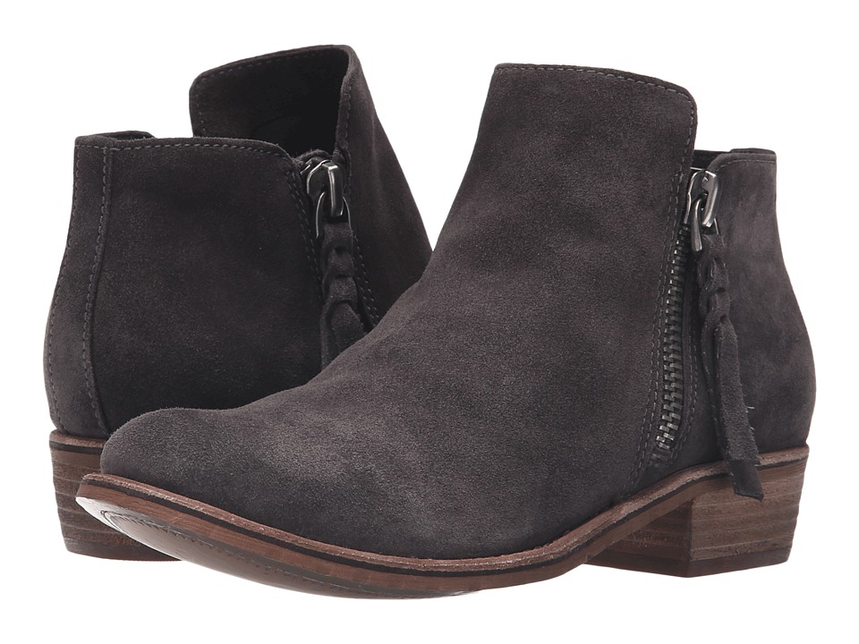 Dolce Vita Sutton (Anthracite Suede) Women's Shoes