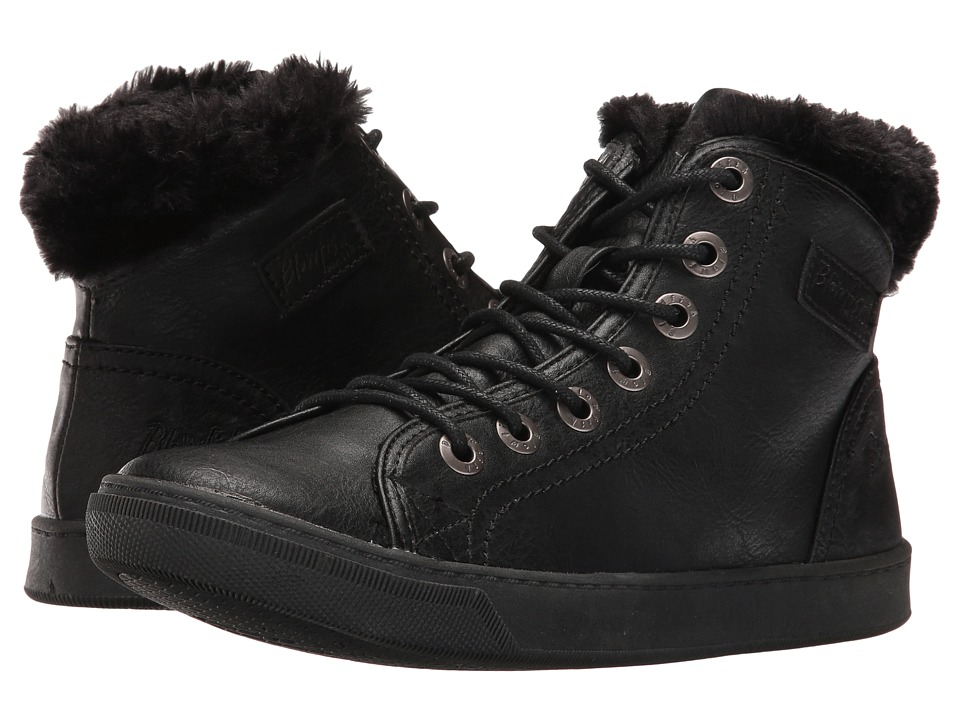 Blowfish Perl Shearling (Black Old Ranger PU) Women
