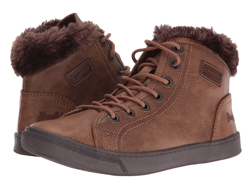 Blowfish Perl Shearling (Whiskey Old Ranger PU) Women