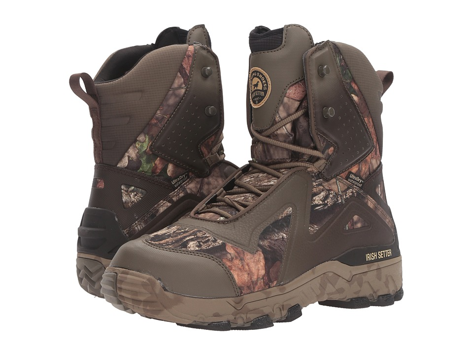Irish Setter - VaprTrek LS 9 Mobu 800G WP (Green/Camo) Men