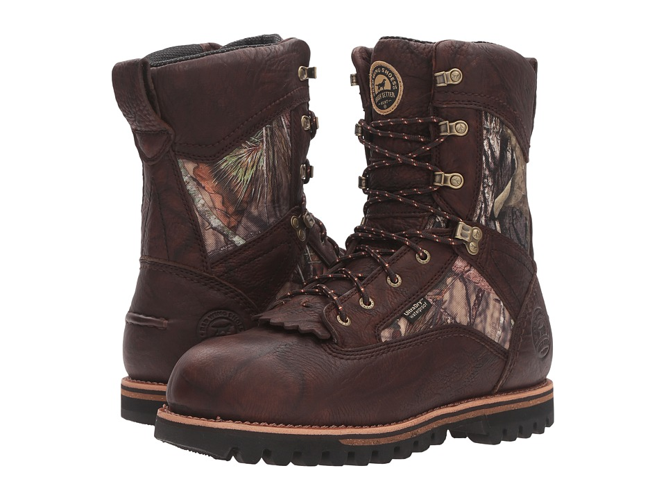 Irish Setter - Elk Tracker 800GR Ultra Dry (Brown/Camo) Men