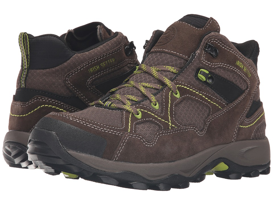 Irish Setter - Afton Hiker ST (Brown/Grey/Green) Men