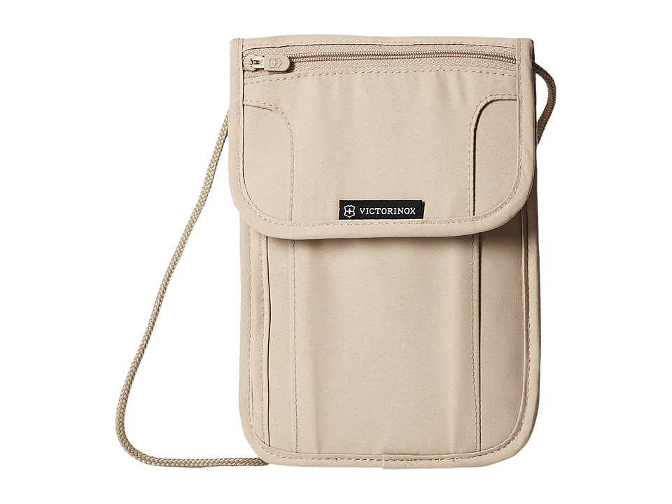 Victorinox Deluxe Concealed Security Pouch with RFID Prot...