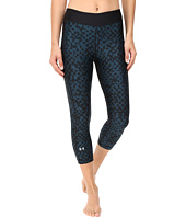 Under Armour - UA HeatGear® Armour Printed Capris