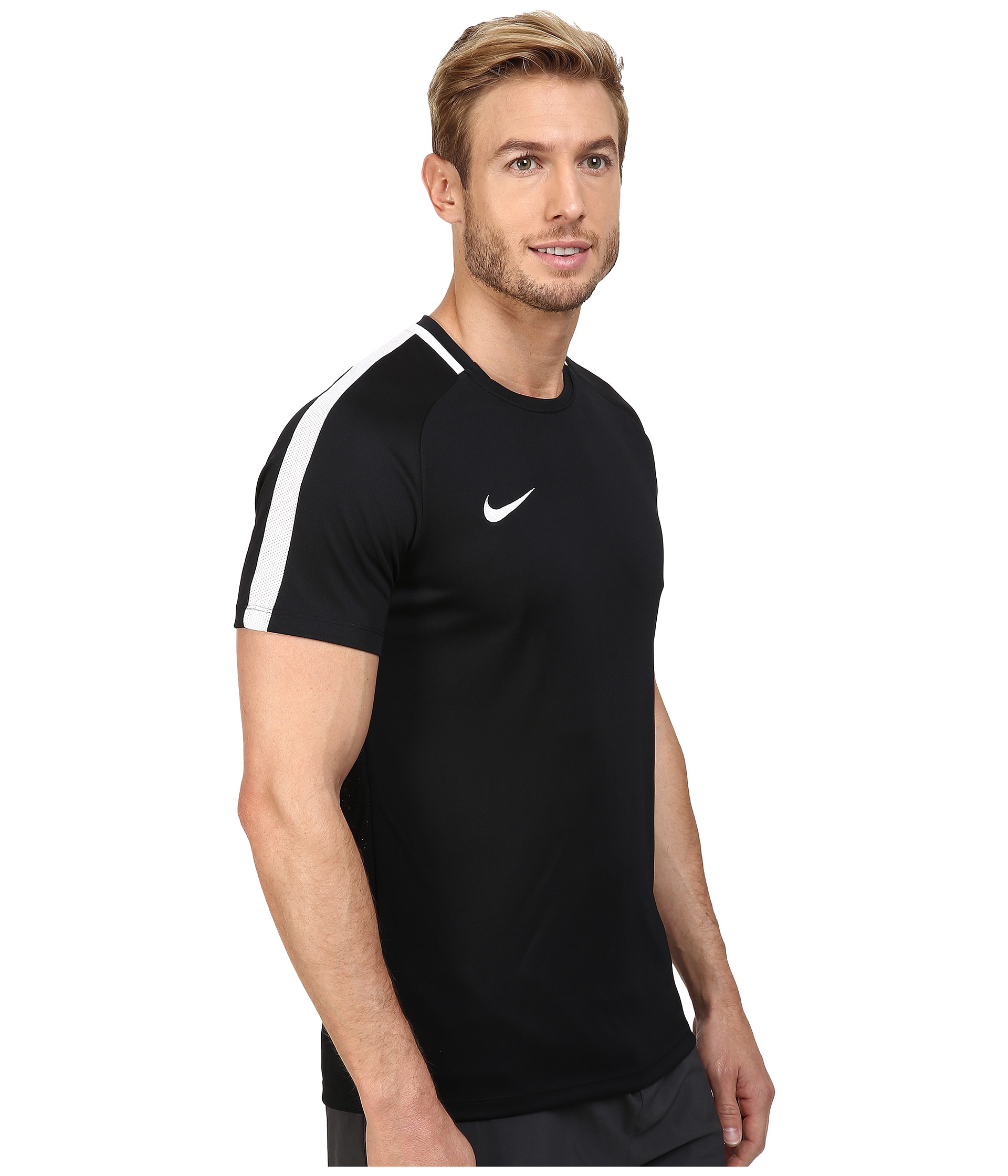 nike dry academy soccer shirt at. Black Bedroom Furniture Sets. Home Design Ideas