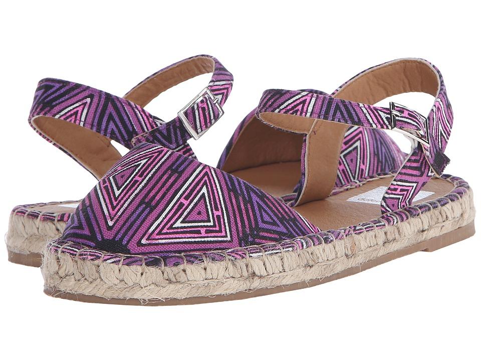 Dolce Vita Kids Berdie Little Kid/Big Kid Purple Fabric Girls Shoes