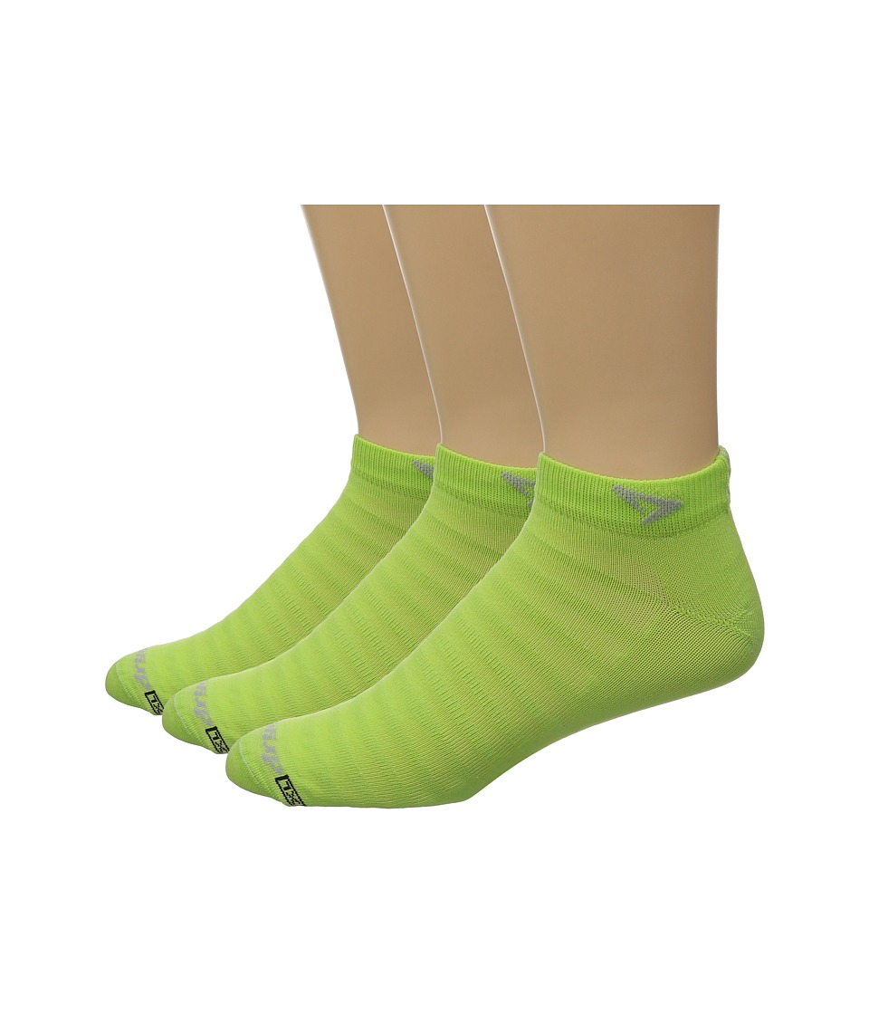 Drymax Sport Hyper Thin Running Mini Crew 3 Pack Sublime Low Cut Socks Shoes
