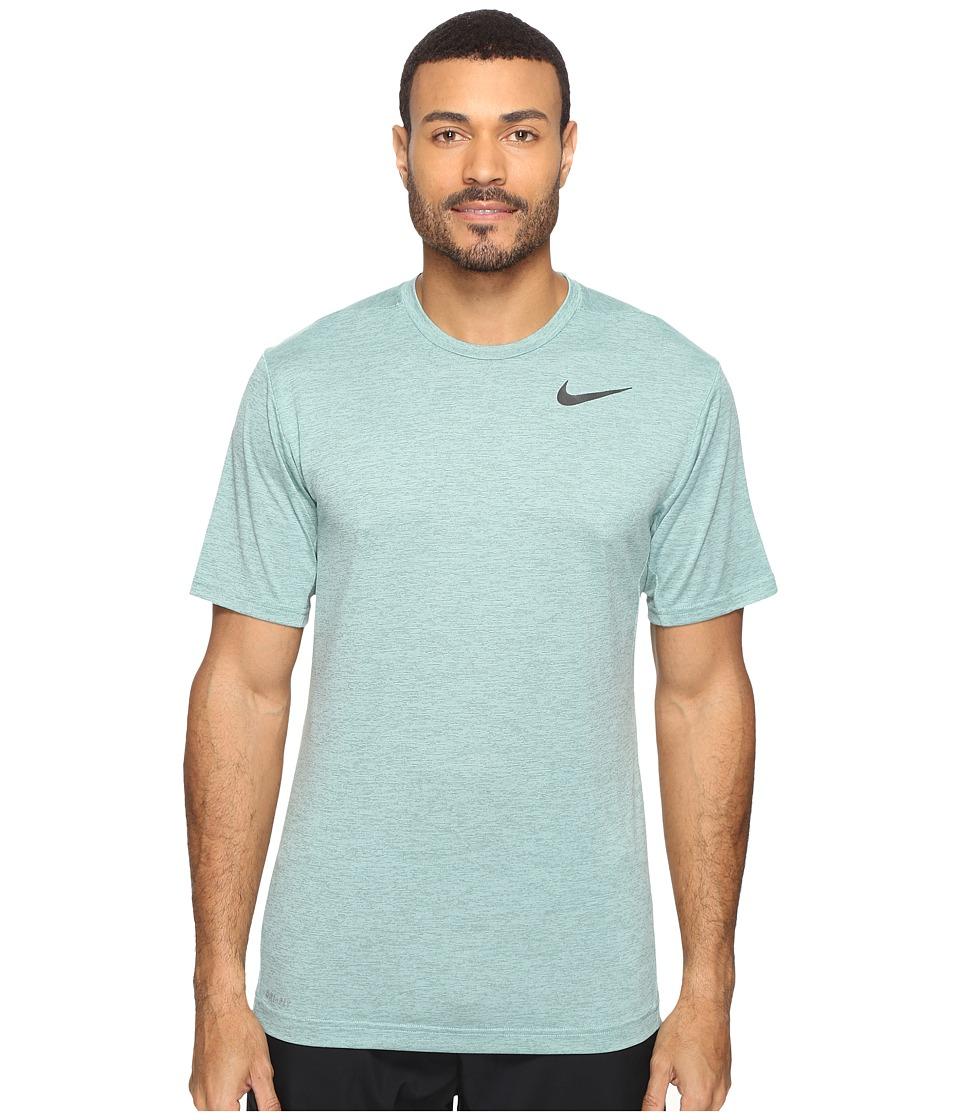 Nike Dri-FIT Training Shirt (Green Stone/Cannon/Black) Men