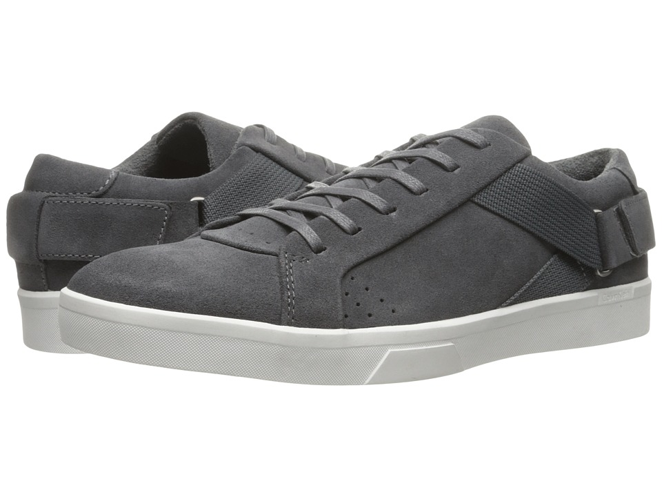 Calvin Klein - Italo (Dark Navy Oily Suede) Men