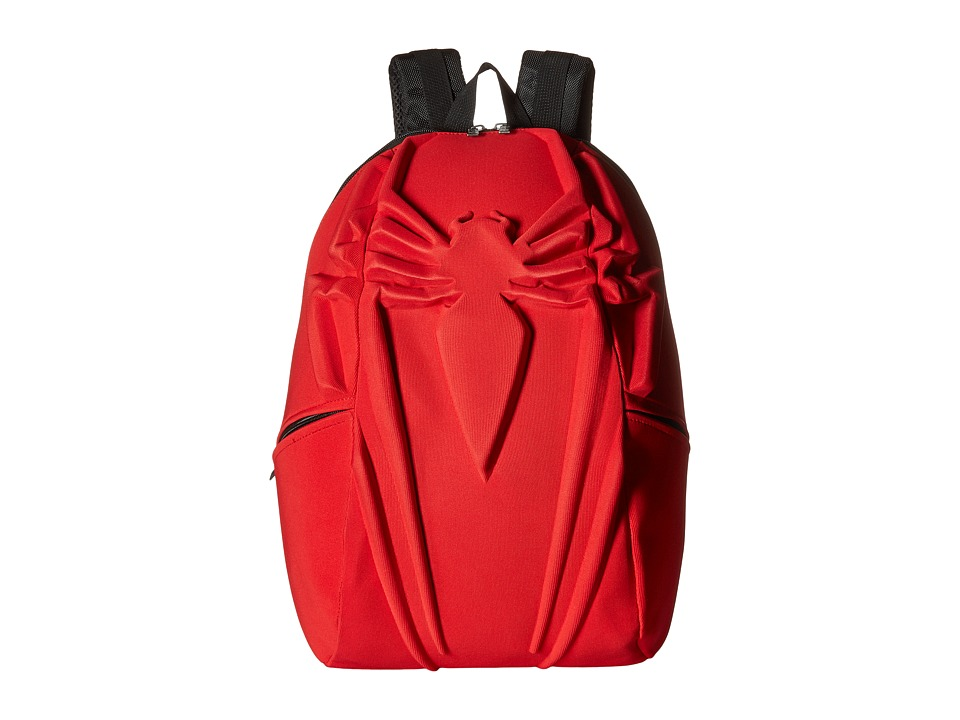 MadPax - Spiderman Backpack (Red) Backpack Bags