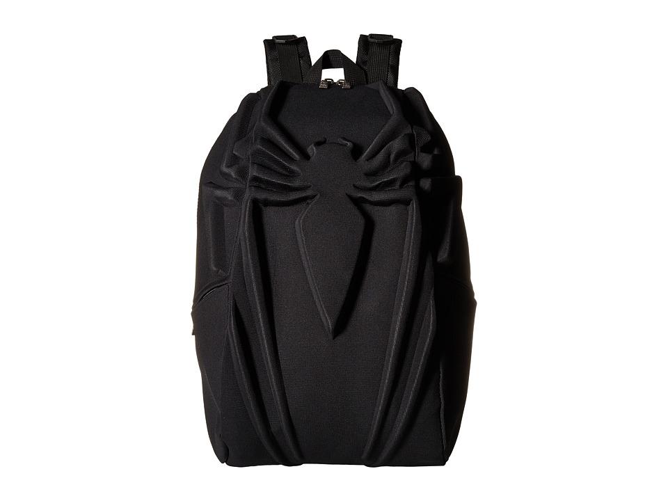 MadPax - Spiderman Backpack (Black) Backpack Bags