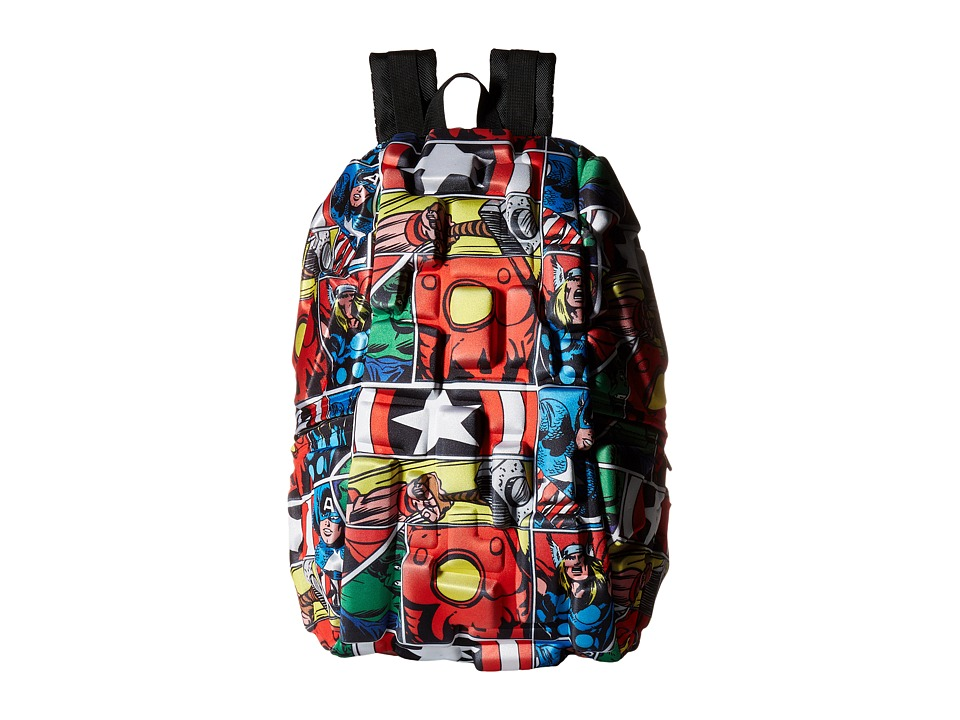MadPax - Avengers Backpack (Multi) Backpack Bags