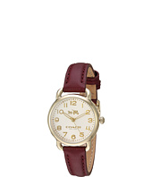 COACH - Delancey 28mm with Soft Port Leather