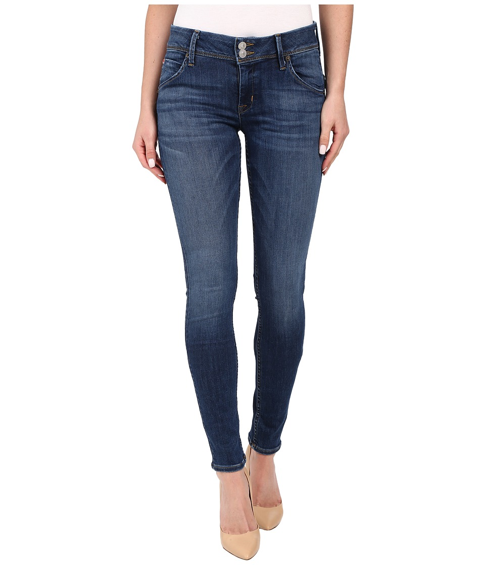 Hudson Collin Mid Rise Skinny in Dream On Dream On Womens Jeans