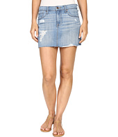 Lucky Brand - Classic Denim Mini Skirt