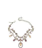 Oscar de la Renta - Floral Navette Necklace