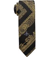 Vivienne Westwood - Baroque Oxblood Tie 8.5cm