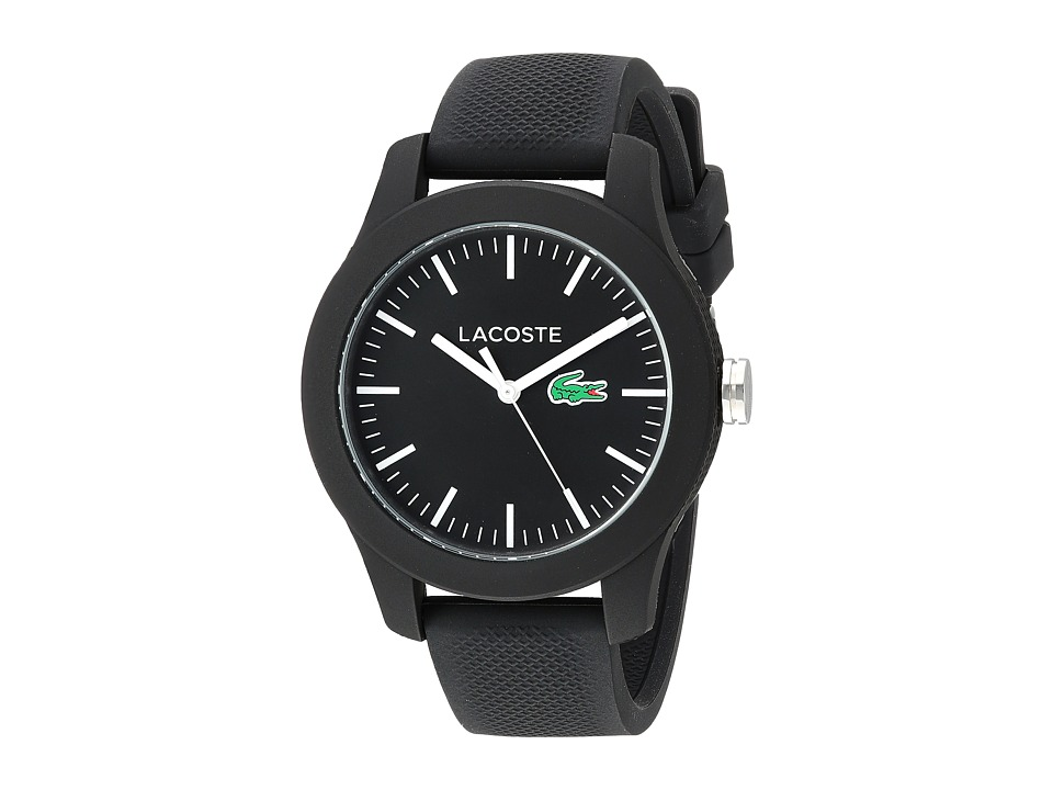 Lacoste - 2000956 - 12.12 (Black) Watches