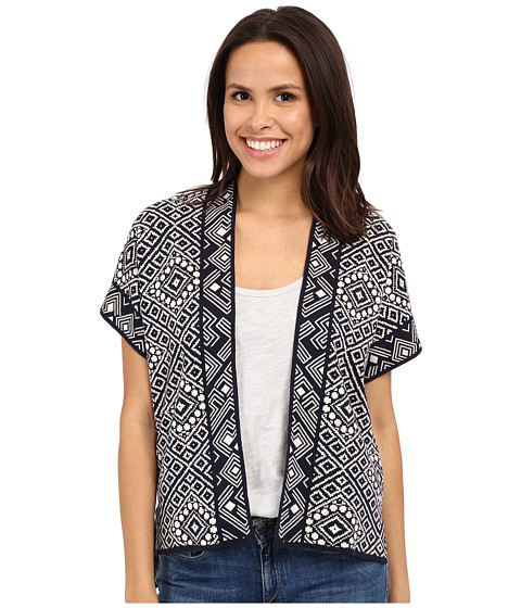 Lucky Brand Geo 3rd Piece Top