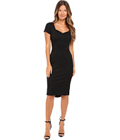 Zac Posen - Bondage Jersey Cap Sleeve Dress