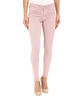 Hudson - Nico Mid-Rise Super Skinny in Soft Pink