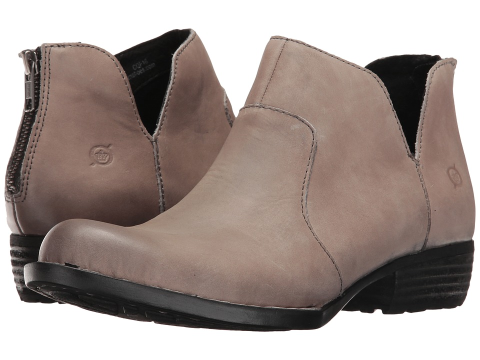 Born - Kerri (Cenere Full Grain Leather) Women