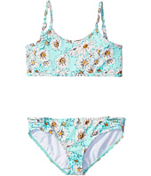 Billabong Kids - Fancy Floral Athletic Bra Set (Little Kids/Big Kids)