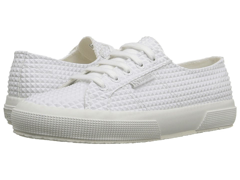 Superga - 2750 Rbrpyramindu (White) Women