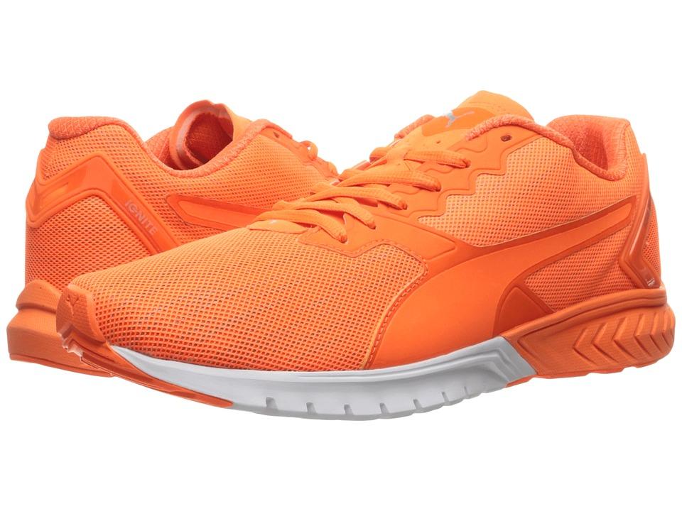 PUMA - Ignite Dual Nightcat (Shocking Orange) Mens Shoes
