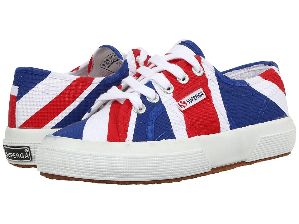 Superga - 2750 Cotu Flag - United Kingdom (United Kingdom) Shoes