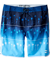 Billabong Kids - Tribong X Scallop Boardshorts (Big Kids)