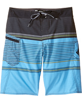 Volcom Kids - Lido Liner Mod Boardshorts (Big Kids)