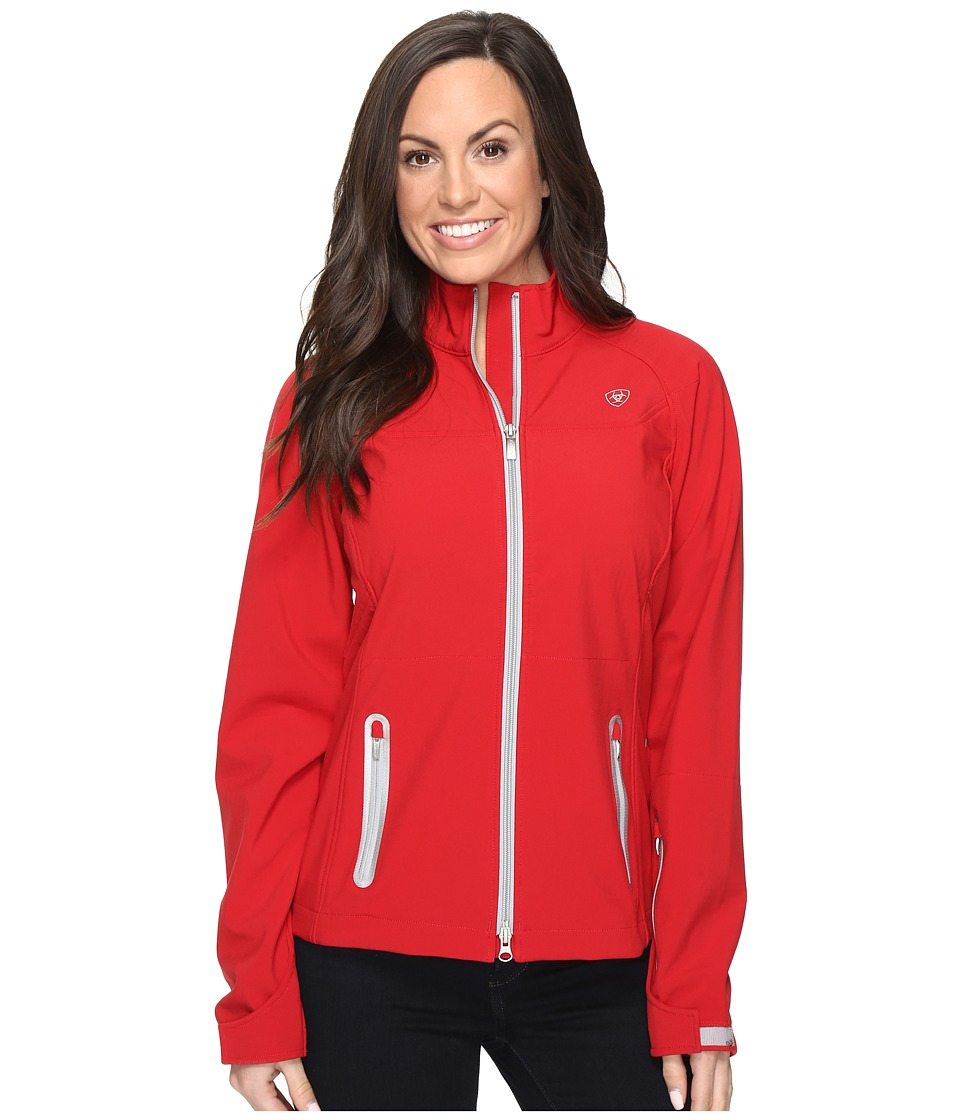 Ariat Vivid Softshell Jacket (Rogue) Women
