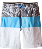 Billabong Kids - Tribong Bungalow Lo Tides Boardshorts (Big Kids)
