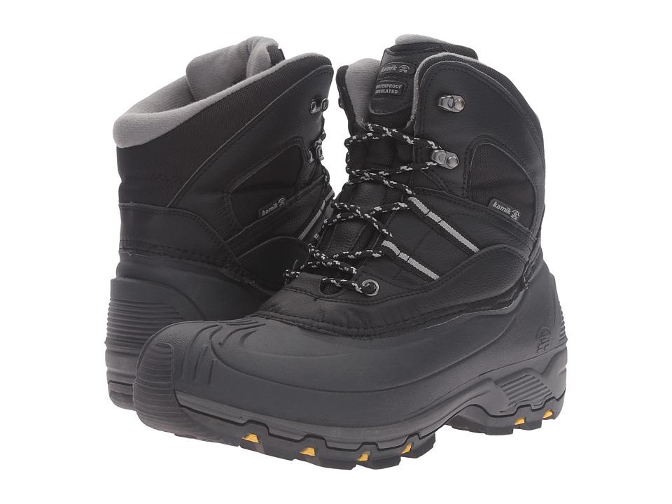 Kamik - Warrior 2 (Black) Mens Boots