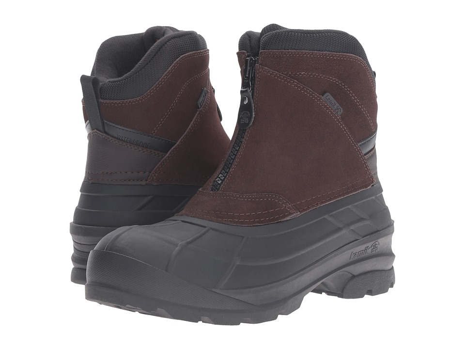 Kamik Champlain 2 (Dark Brown) Men