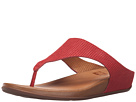 FitFlop - Banda Perf (Dusty Red)