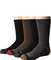 Timberland - Crew Sock 4-Pack (Toddler/Little Kid/Big Kid)