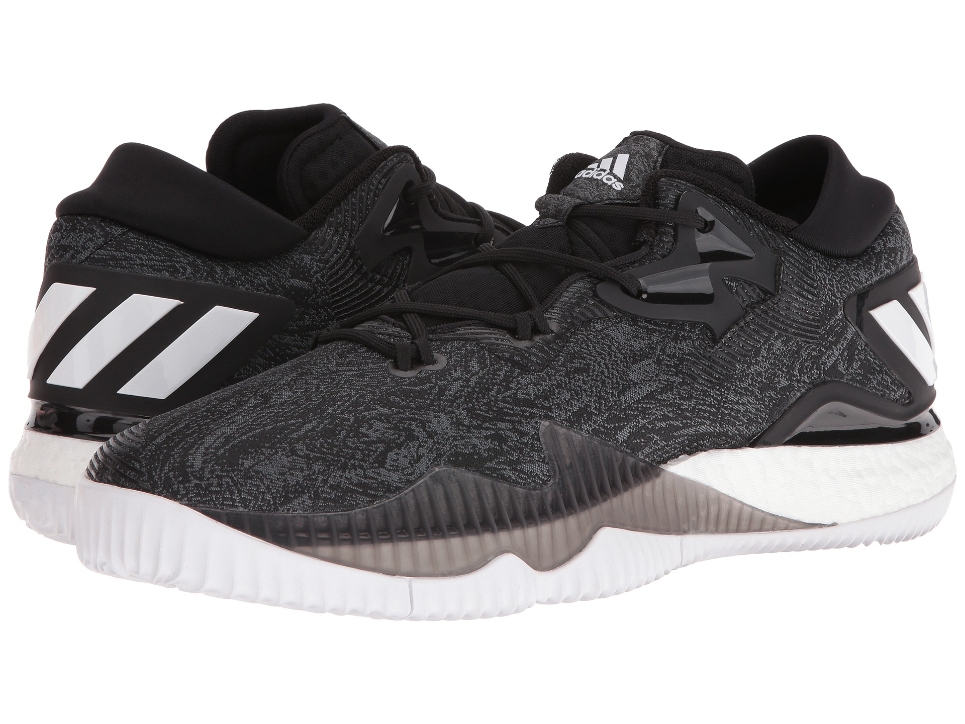 adidas Crazylight Boost Low at 6pm.com