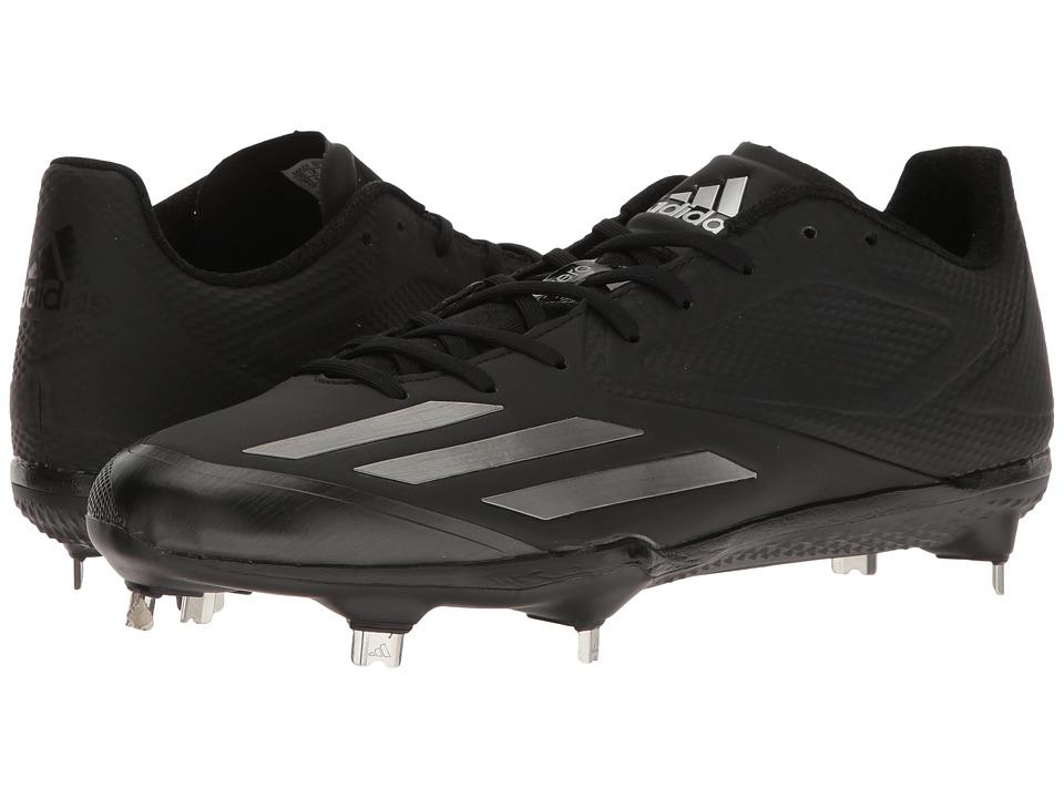 adidas Adizero Afterburner 3 (Black/Iron Metallic) Men