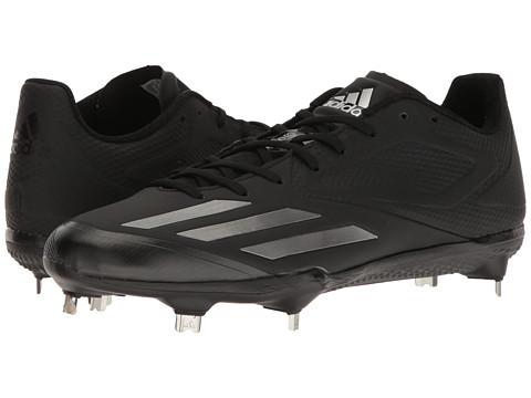 adidas Adizero Afterburner 3 - Black/Iron Metallic