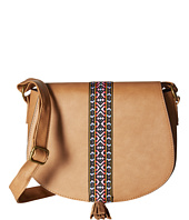 Gabriella Rocha - Shaylee Crossbody Saddle Bag with Tassel
