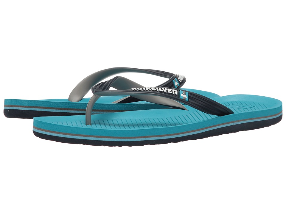 Quiksilver Haleiwa (Blue/Blue/Grey) Men