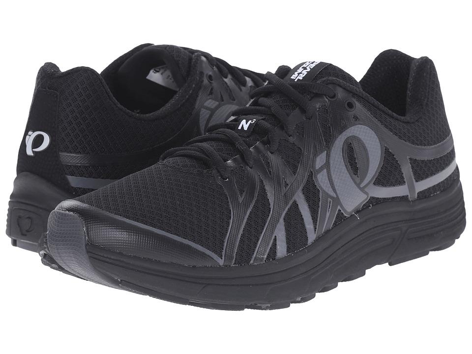 Pearl Izumi - EM Road N 3 (Black/Black) Mens Running Shoes